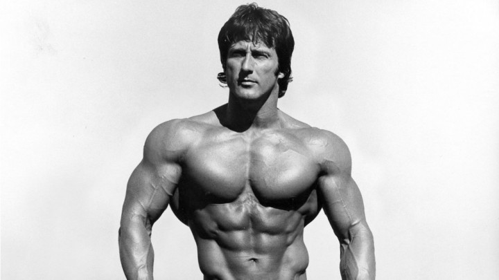 Is this vanity? Or can it be seen as a way of glorifying God with the body? Only God and Frank Zane can know that.