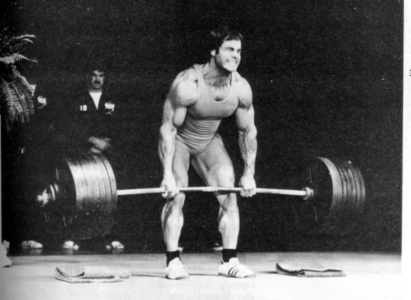 Epic Deadlift Pic