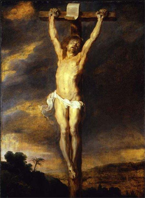 Peter Paul Rubens, Crucifixion, c.1618-1620
