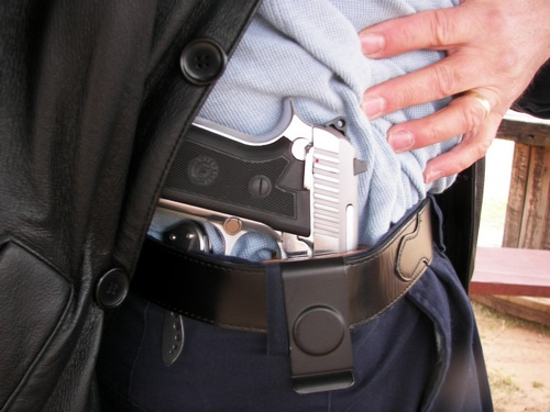 Carrying a pistol entails absolute responsibility for everything that happens with that pistol, with no exceptions.