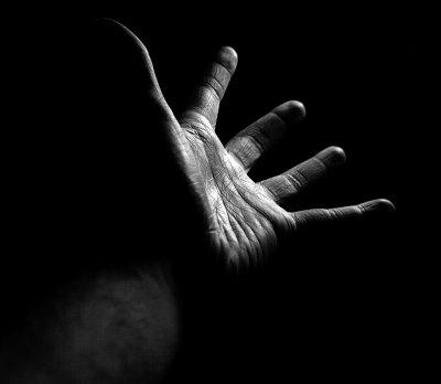 reachinghand