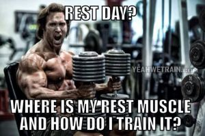 rest day