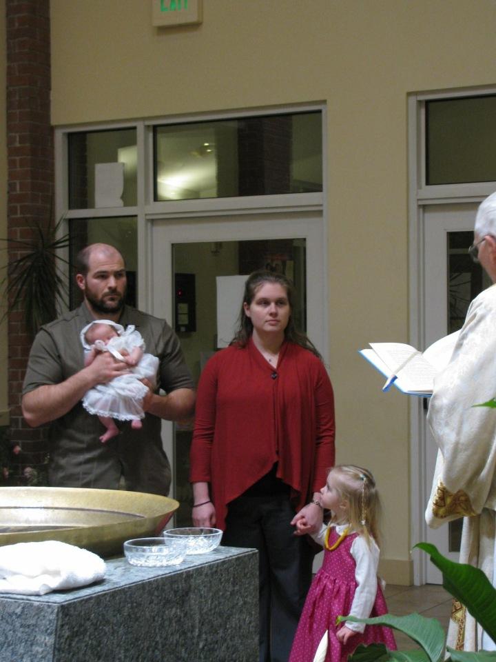 Ellie Baptism (1)