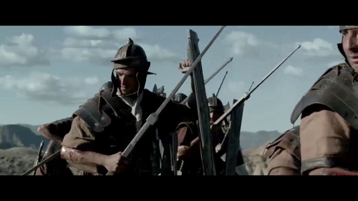 Roman fighting, Risen