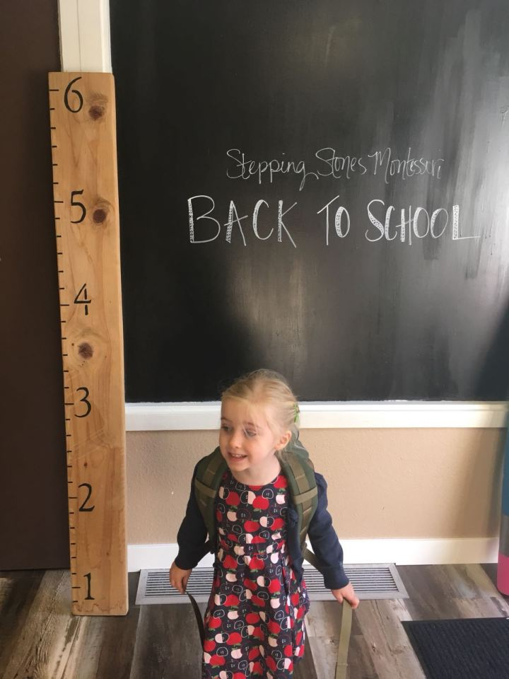 Evie First Day of School (2)